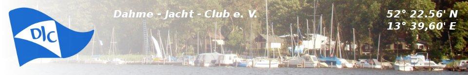Logo: Dahme-Jacht-Club